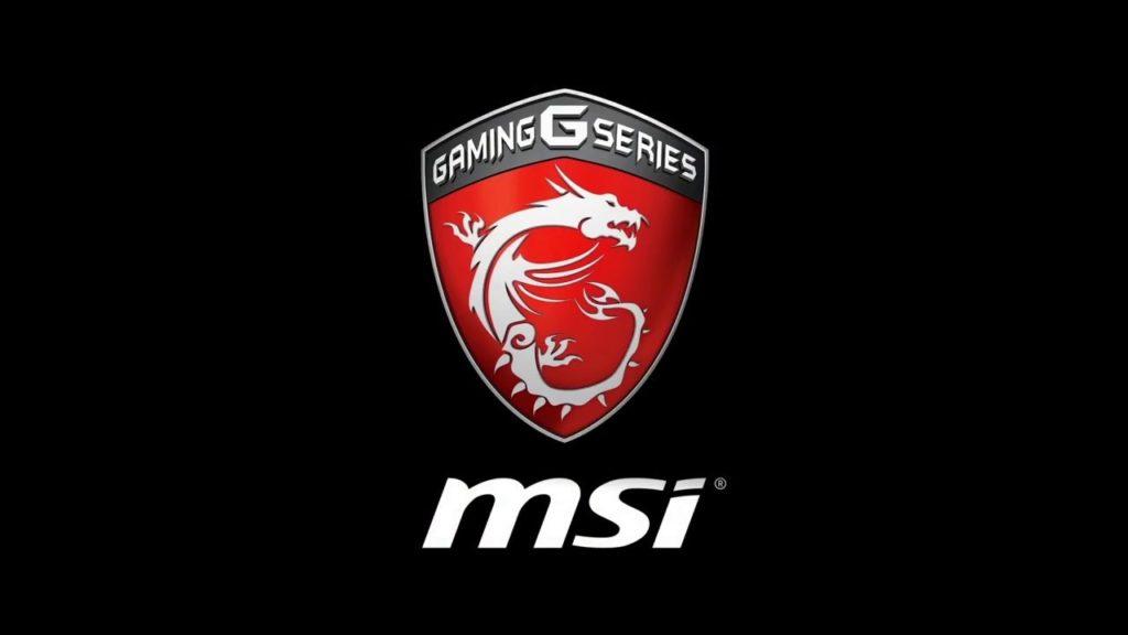 sponsor msi-gaming-series